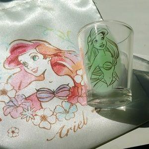 The little Mermaid shot glass gift